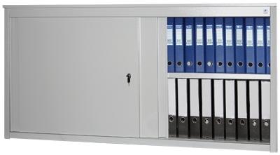 Металлический архивный шкаф-купе ALS 8818 купить недорого в Екатеринбурге