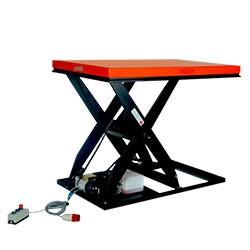 Подъёмный стол для склада купить недорого
