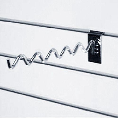 Кронштейн- змейка L= 300мм, хром F107 для экономпанелей купеть недорого Екатеринбург