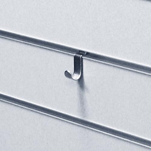 Крючок для картин 12х43мм, хром F321 для экономпанелей купеть недорого Екатеринбург