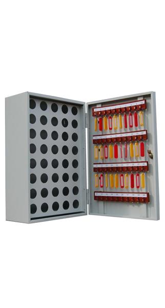 Шкаф для ключей КЛ-40П (40 пеналов, без брелков) купить недорого в Екатеринбурге